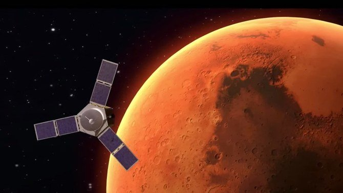 Mars missions complete first course amendments on travel to Red Planet