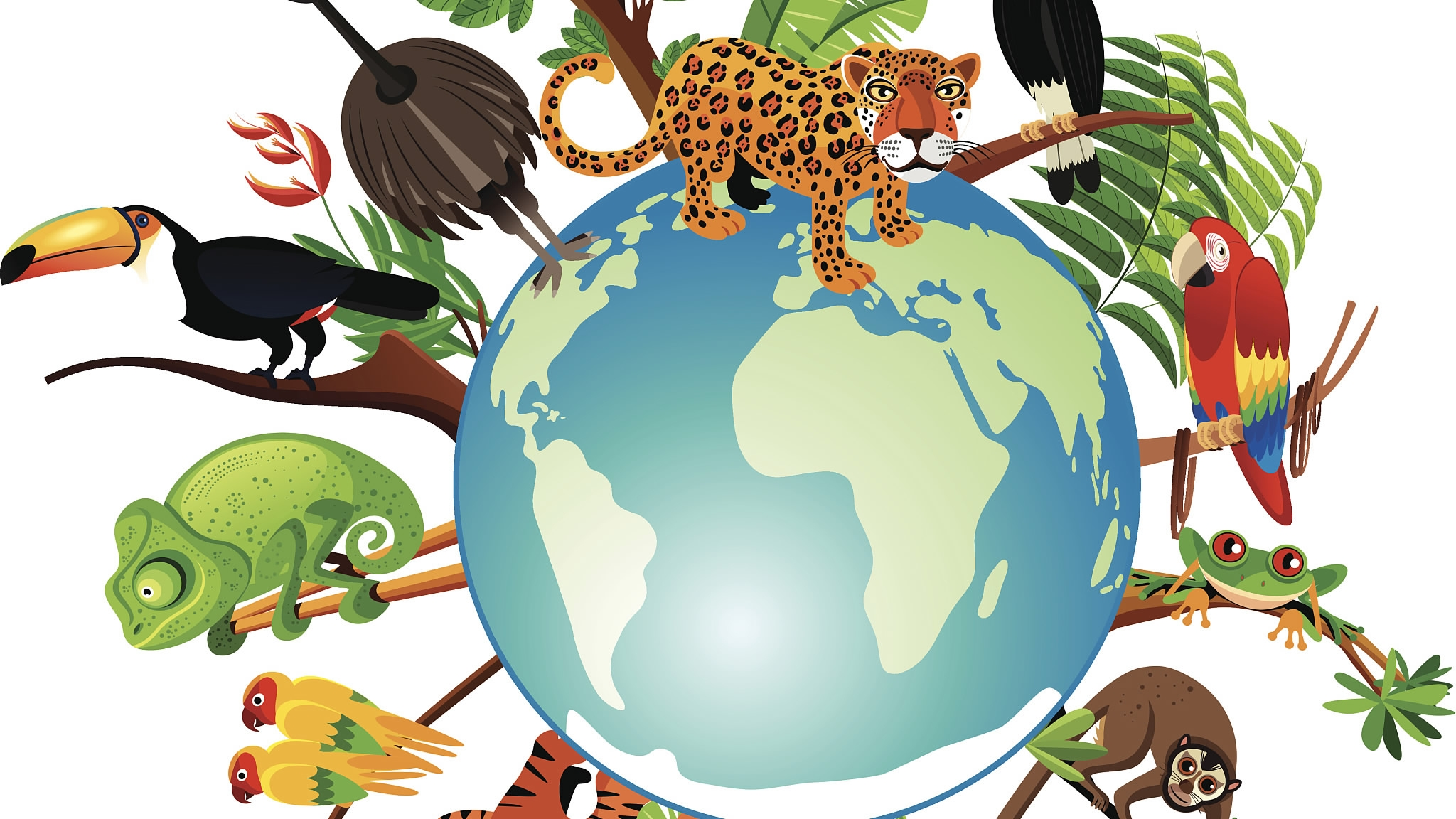 Here's the reason  – Biodiversity damage could be making us ill