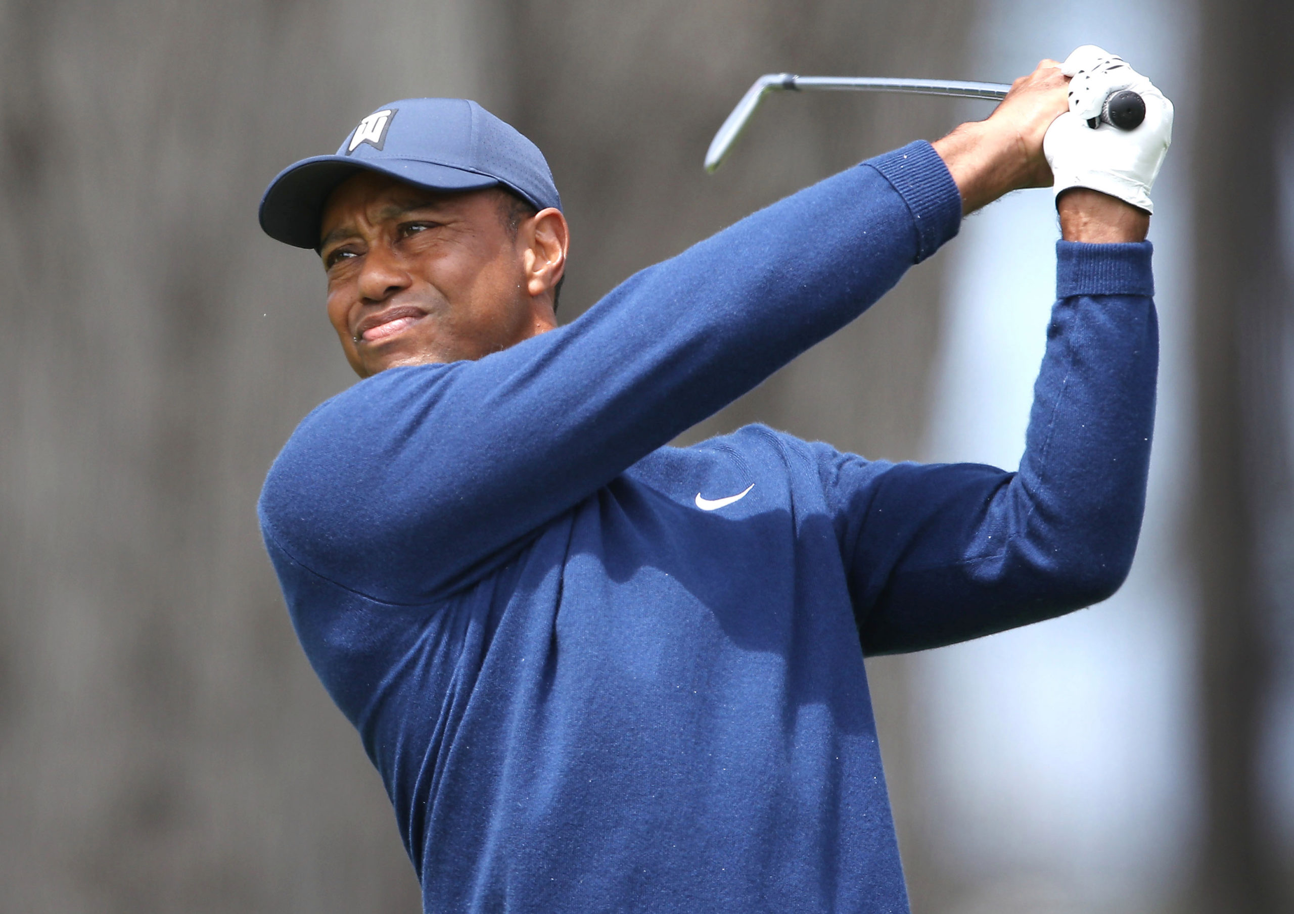 Tiger Woods close to the head of the PGA Championship back after first round