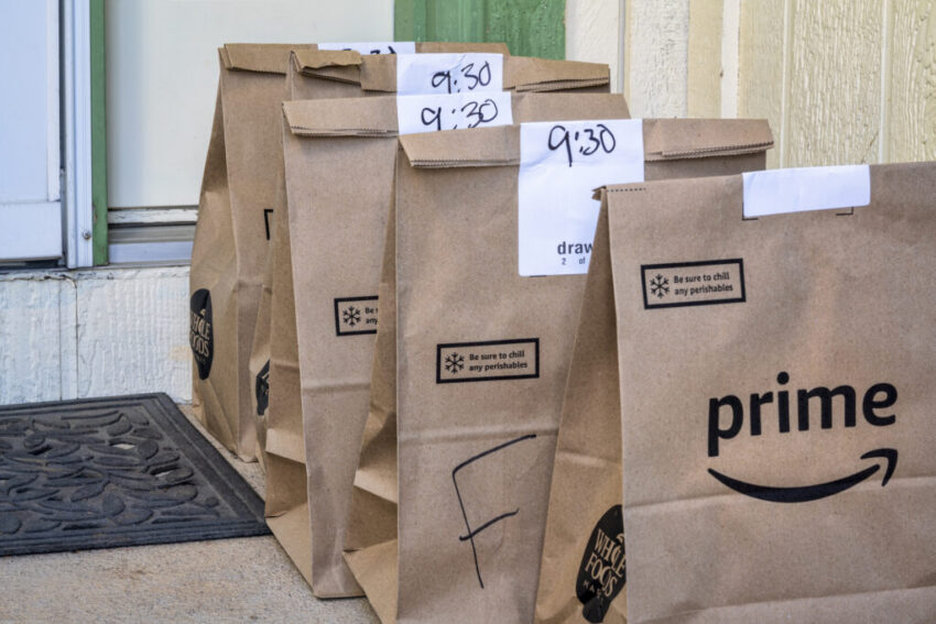 Amazon boycotts unfamiliar plant deals following conveyance of riddle seed packages
