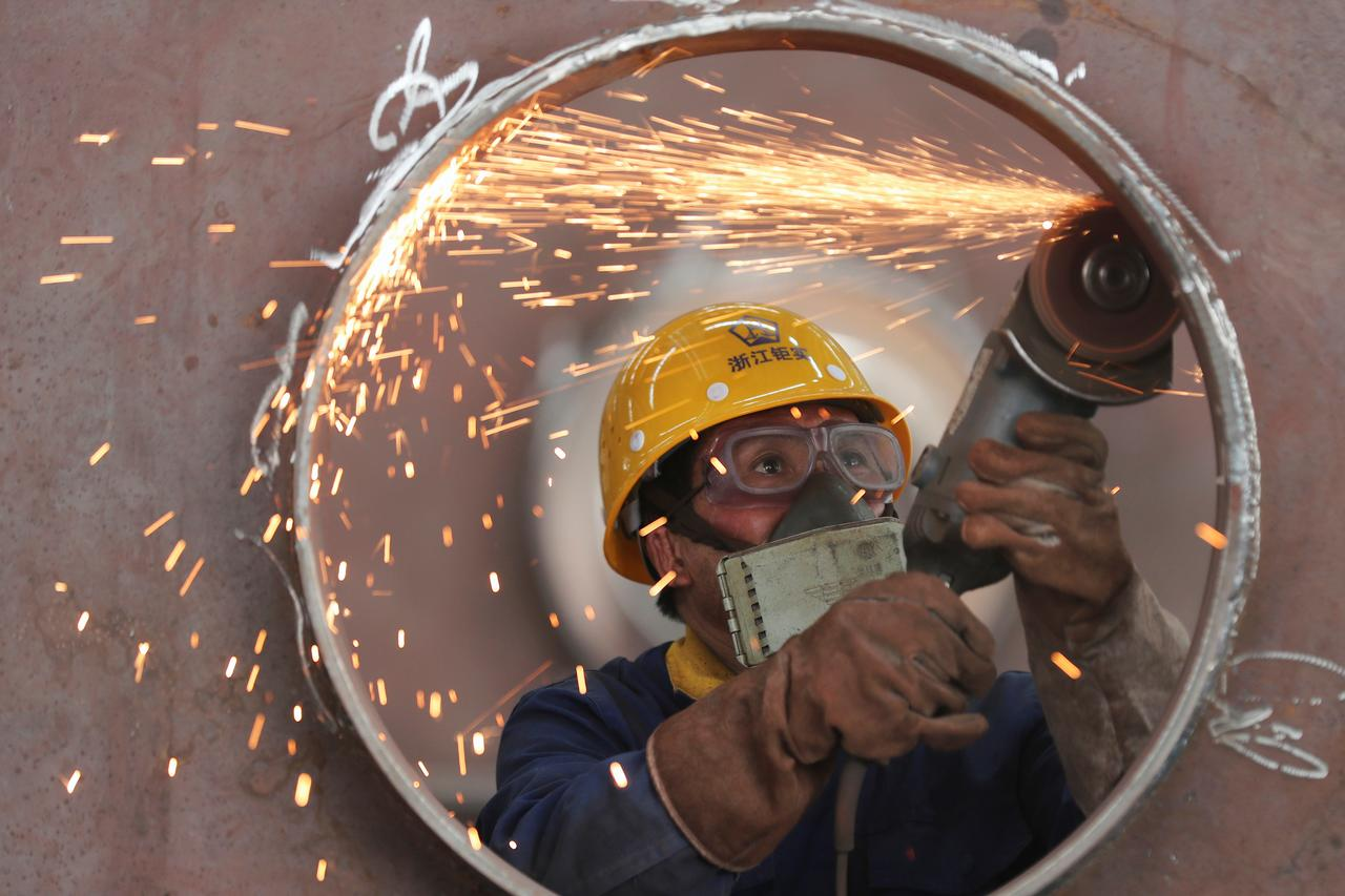 China shines , Asia's processing plants shaking off COVID agony