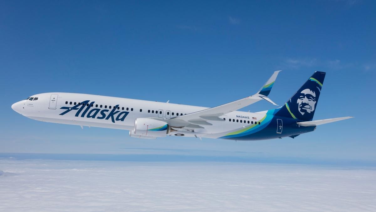 Alaska Airlines additionally drops ticket-change charges