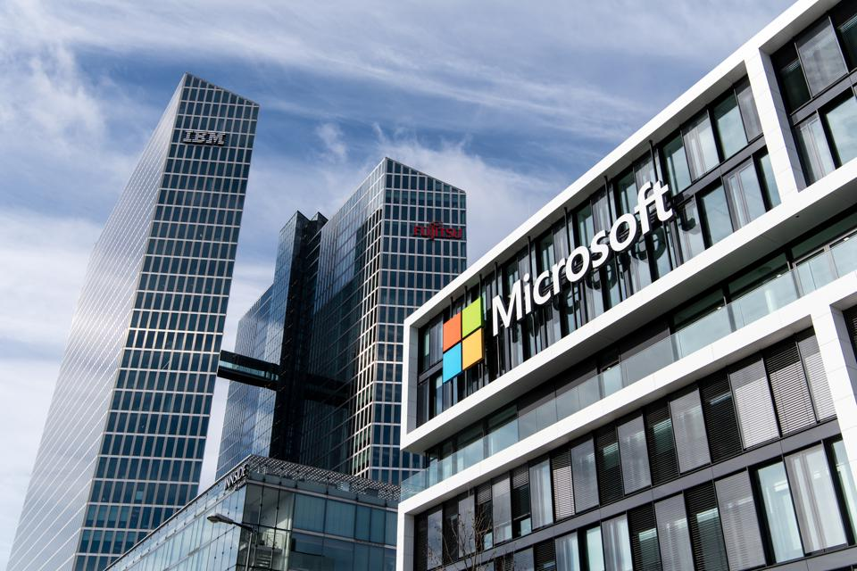 Microsoft's new 'hybrid workplace' strategy will make telecommuting a perpetual aspect of the blend