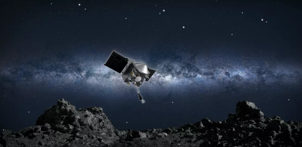NASA gets ready to gather asteroid  tests one week from now in profound space OSIRIS-REx mission
