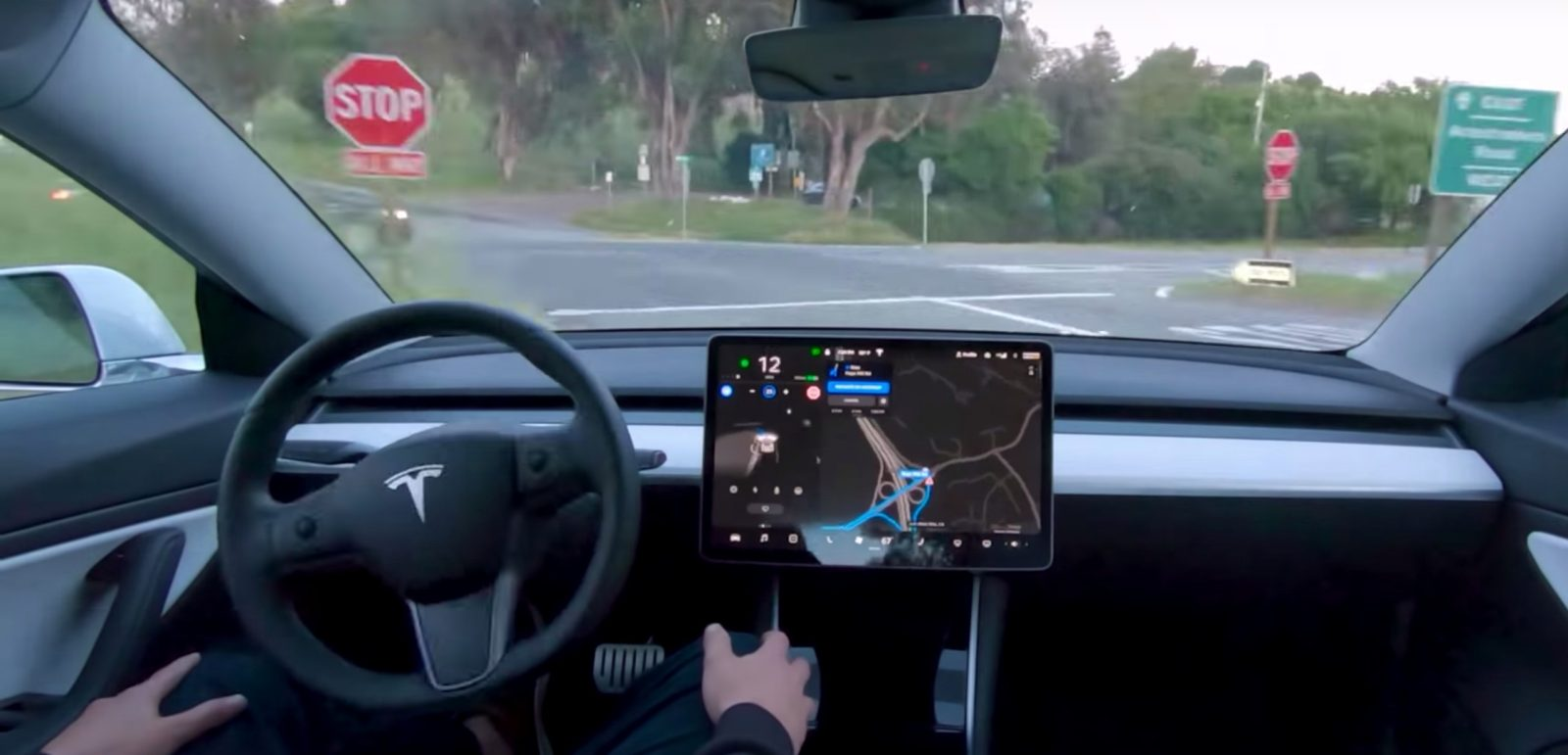 Tesla camera hack displays how your EV might monitor driving propensities